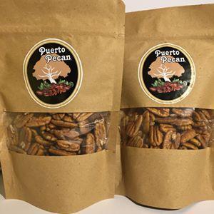 Nuez pecan premium deshidratada x 175 Gramos semi tostada- Doy pack