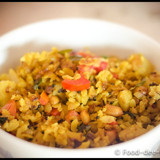 Rice Poha: Easy Breakfast Snack