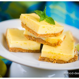 Easy Breezy Lemon Bars
