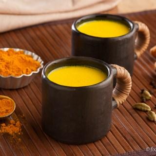 Haldi ka Doodh | Golden Turmeric Milk