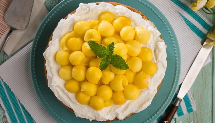 Mango & Milk Cake