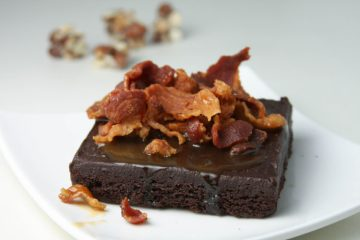 Bacon Brownie