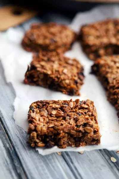 Healthy Homemade Granola Bars Lunchbox Love Food Fanatic