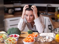 Чем заесть неудачи или правильное питание при стрессе