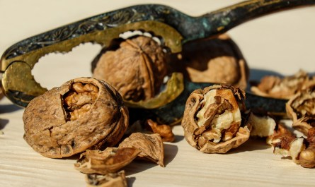 Питательная ценность грецких орехов