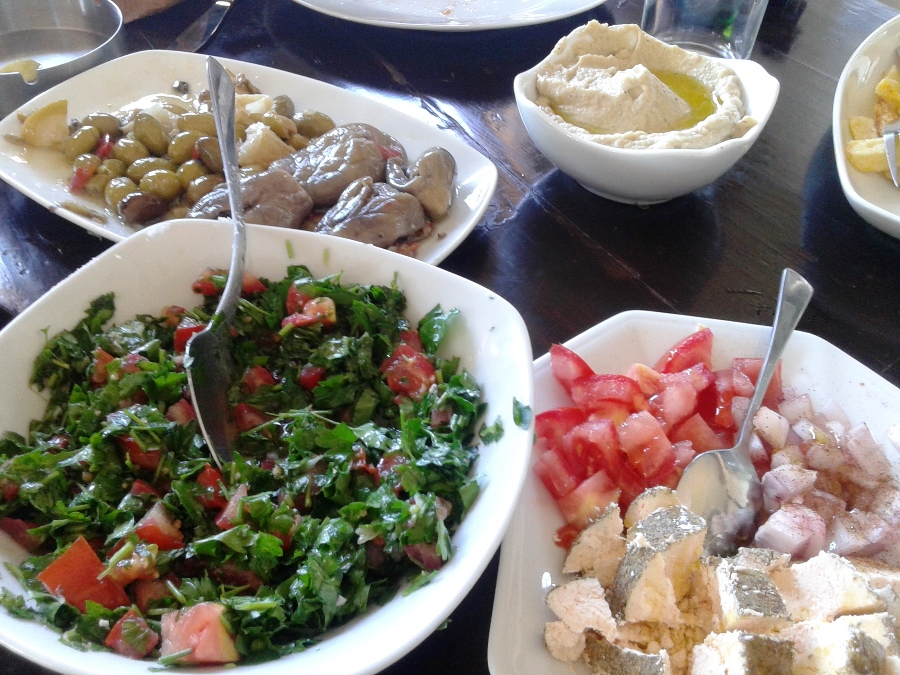 A protected biodiversity ensures the genuine taste of our Lebanese dishes!