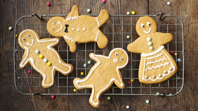 Image result for gingerbread men