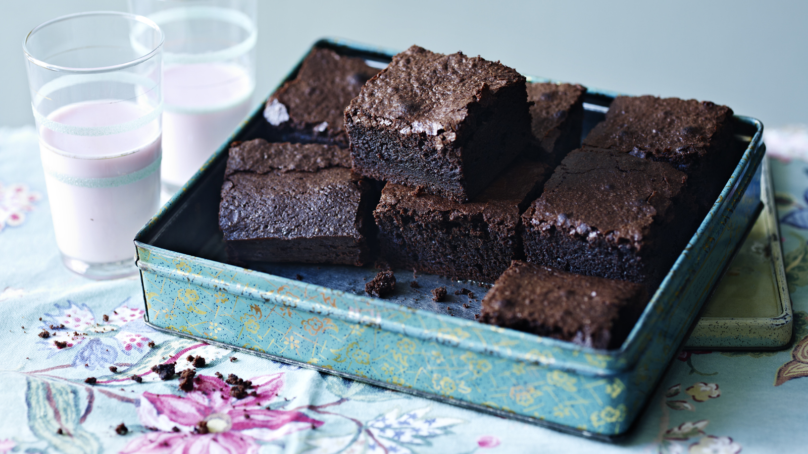 Simple Homemade Brownies From Scratch