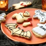 Scary Halloween Cookies Recipe Bbc Food