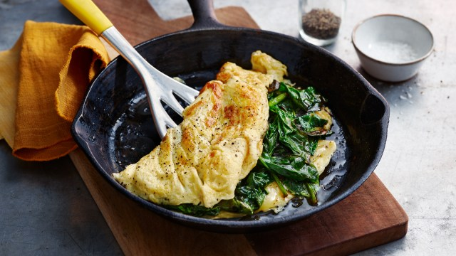 How to cook the perfect omelette
