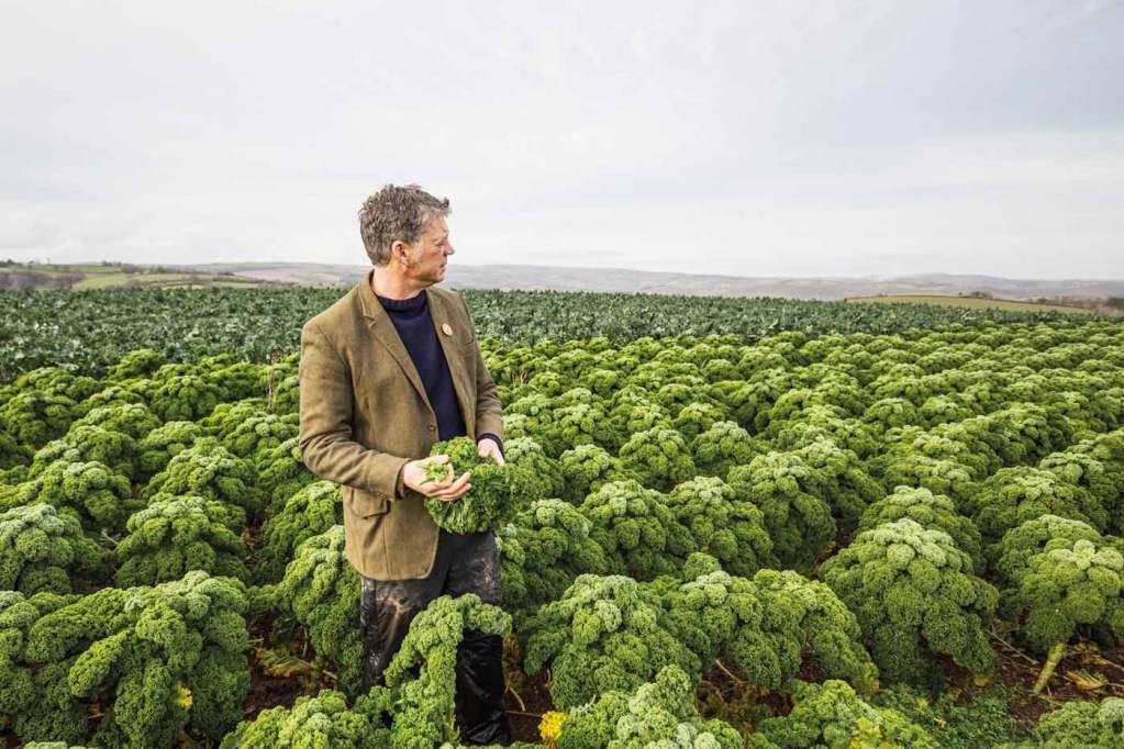Guy Singh-Watson, Riverford Organic Farmers