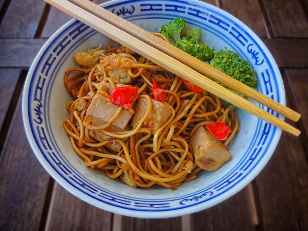 chopstick noodles