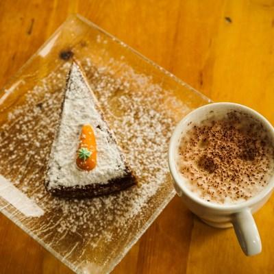 Классический морковный пирог