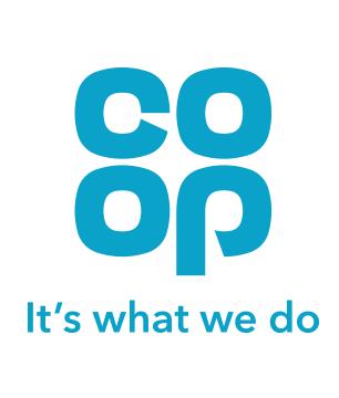 イギリスCoopロゴ