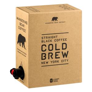 Wandering Bear cold brew coffee
