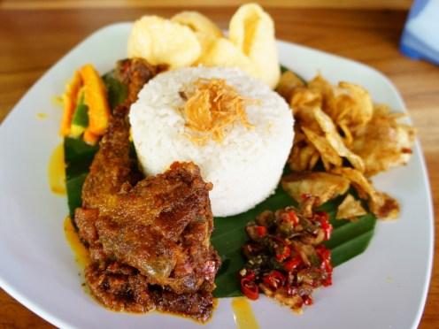 Nasi Ayam Tong Tong