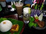 Makan-Makan di Black Romantic Nyawang