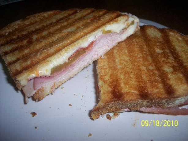 Panini Sandwiches. Photo by Kat in MA USA
