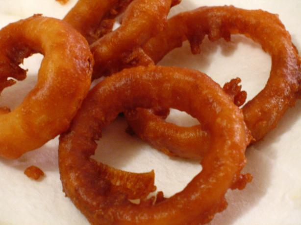 Do at Home Onion Rings