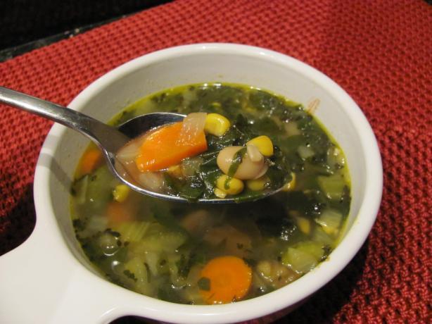 Greenfield Village Dandelion Soup. Photo by JanuaryBride