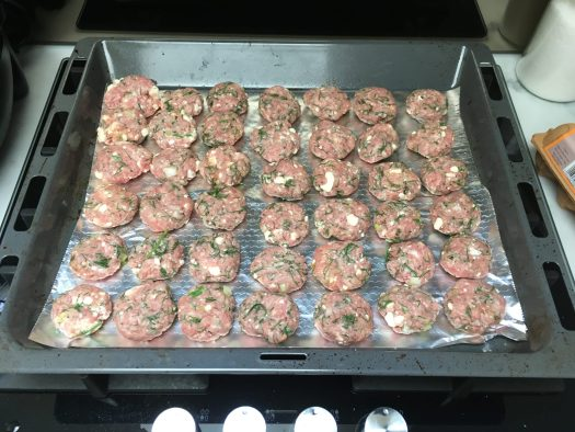 Kofta mix, ready to bake