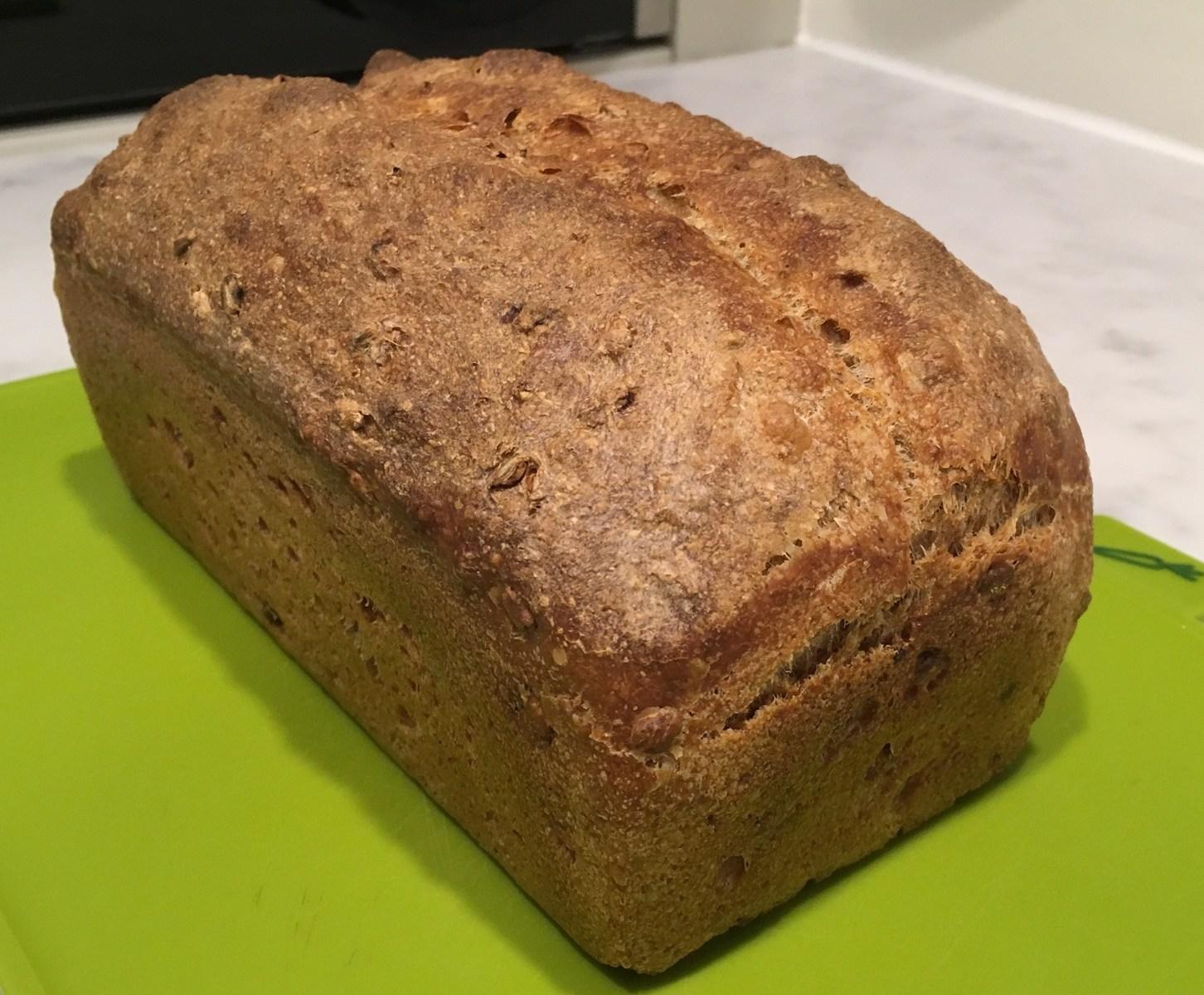 Malted loaf