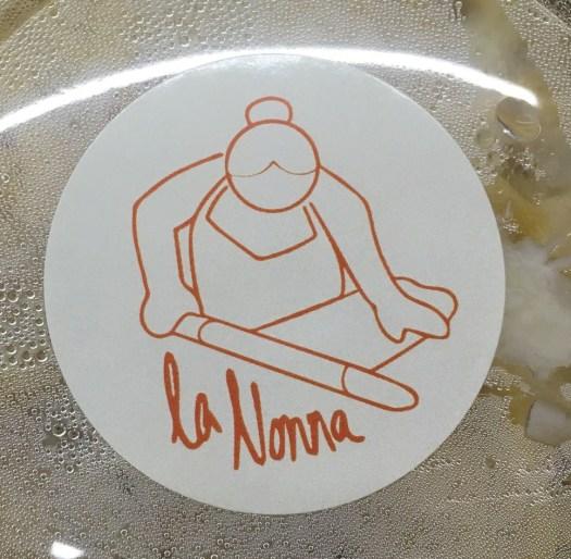 La nonna logotype