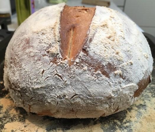Kefir bread