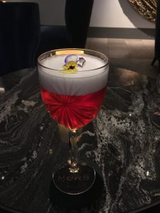 Cocktail at Mere bar