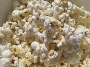 Popcorn (popped!)