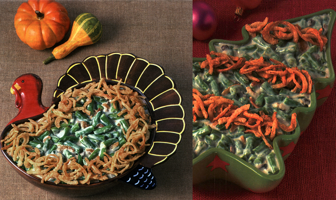 Not Your Average Green Bean Casserole Try These