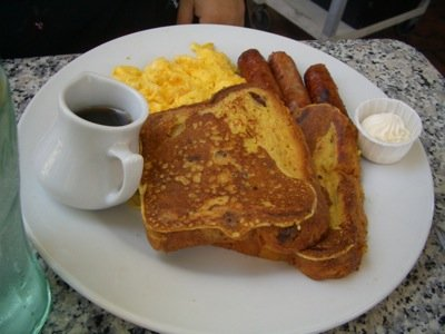 filling station french toast