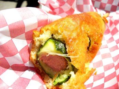 San Diego County Fair - Zucchini Weenie