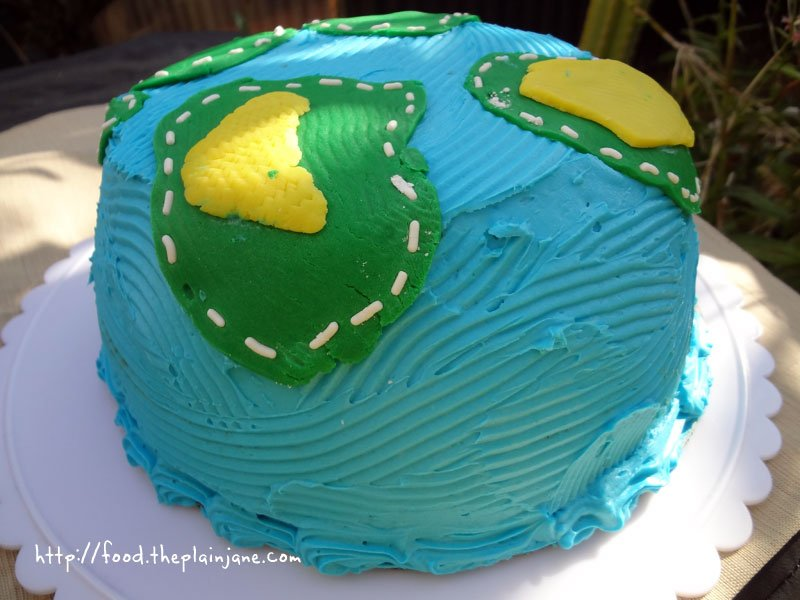 Terrific Little Big Planet Birthday Cake This Tasty Life Birthday Cards Printable Riciscafe Filternl