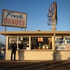 star dust donuts and searching for sea shells in imperial beach