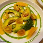 [recipe] avocado orange and tomato salad