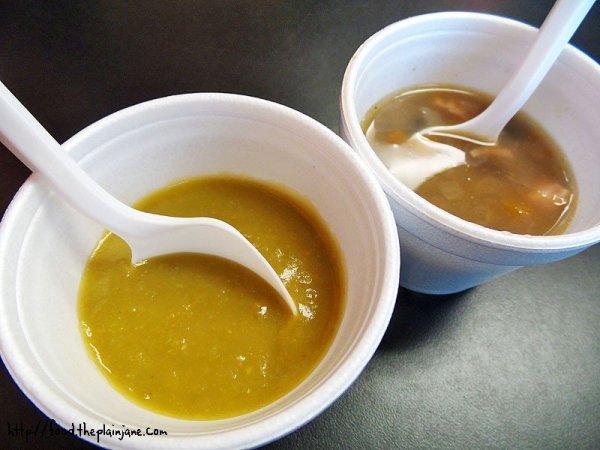 Hammy Soup Samples at Ham n Scram - Westminster / Orange County