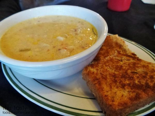 corn-chowder-bowl-homemade-bread-pine-house-cafe