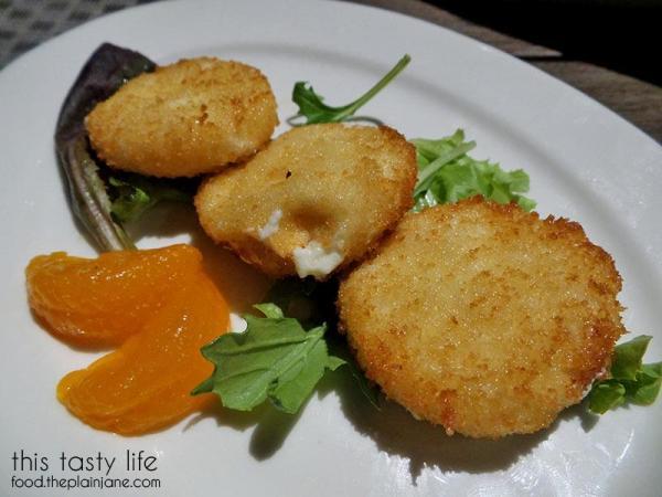 Fried Goat Cheese - SEA180 Coastal Tavern