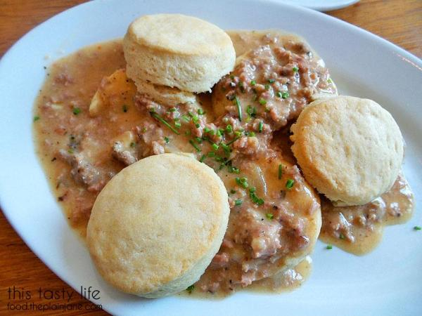 Biscuits and Gravy / Salt's Cure - Los Angeles | West Hollywood