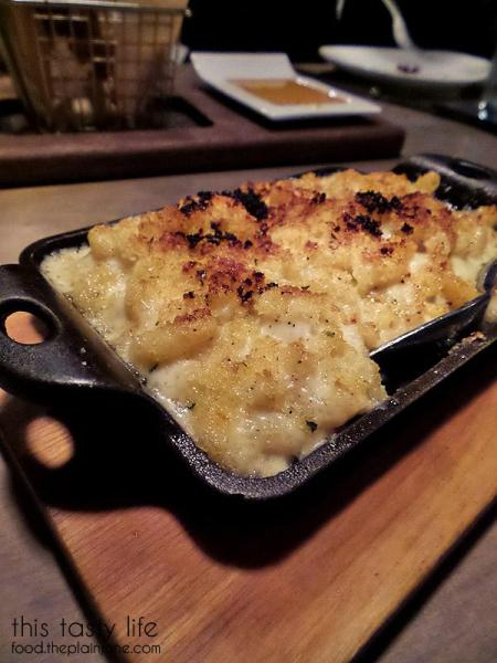 Baked Mac n Cheese - Carson Kitchen | Las Vegas | This Tasty Life