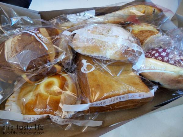 Boxed and Bagged - 85c Bakery San Diego | This Tasty Life