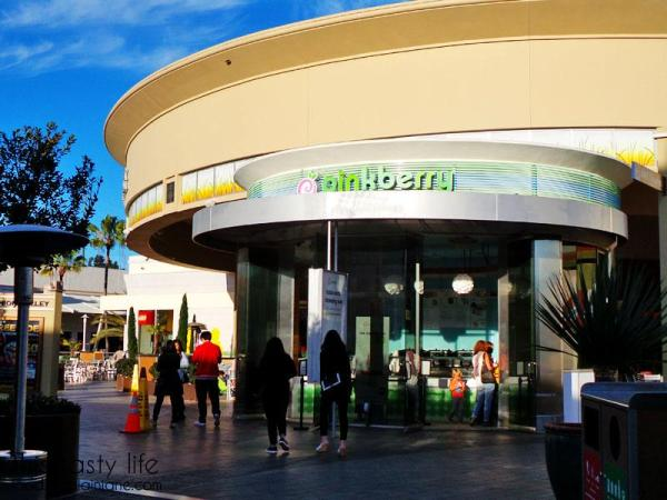 Pinkberry - Fashion Valley - San Diego, CA