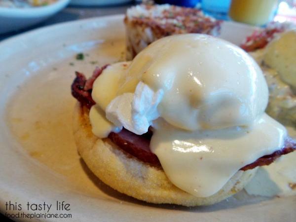 Ham Benedict III | Snooze AM Eatery - San Diego, CA