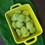 [product review] green pea cookie