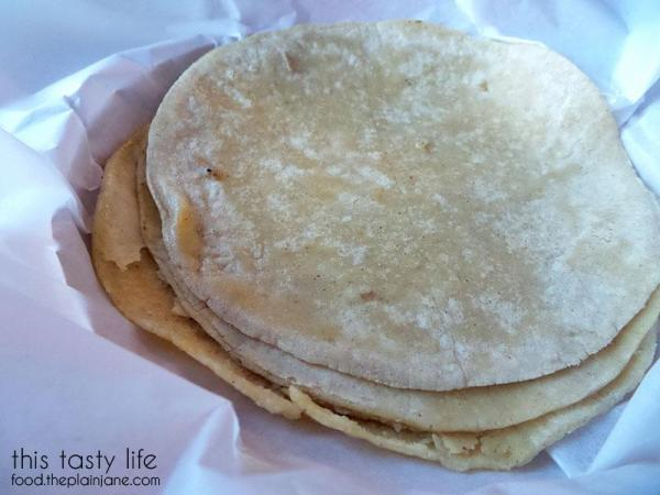 Warm Tortillas | La Palapa Nayarit - San Diego, CA | This Tasty Life