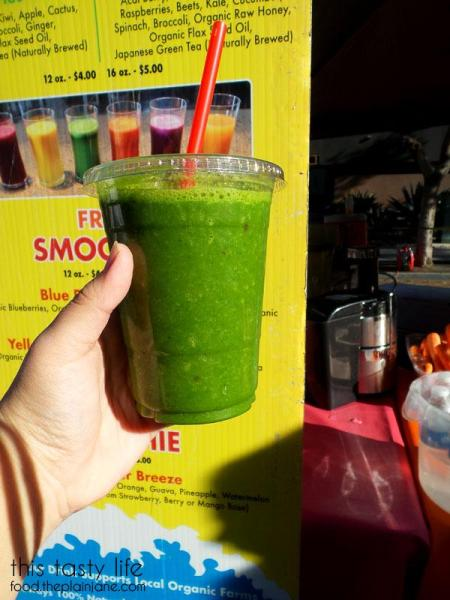 green-kale-juice