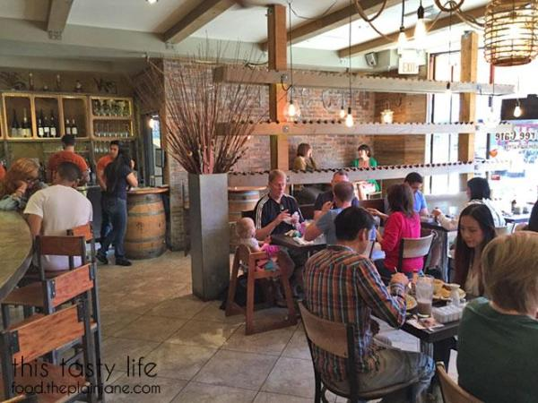 Inside the Fig Tree Cafe | Hillcrest - San Diego, CA