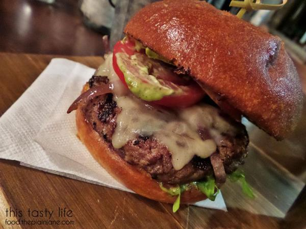 CT Burger at Common Theory | San Diego Burger Week 2015
