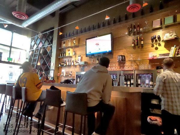 Bar | Toast Enoteca - East Village/Downtown San Diego